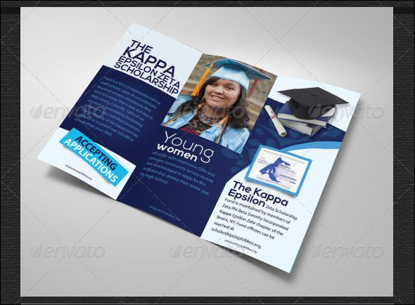 Educational Trifold Brochure Design