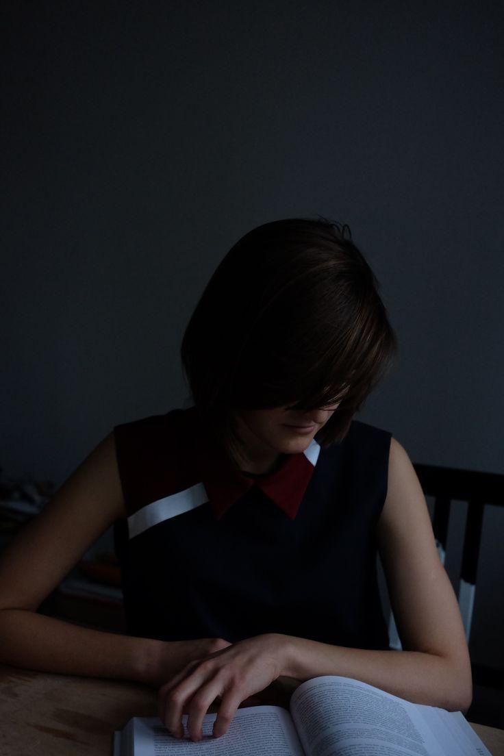 A GIRL | Anita http://thinskin.tumblr.com/