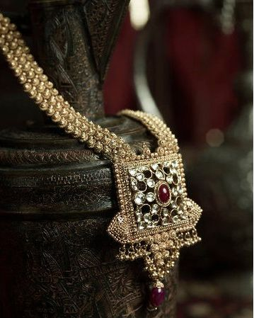 allasianflavours:  Indian Bridal Jewelry