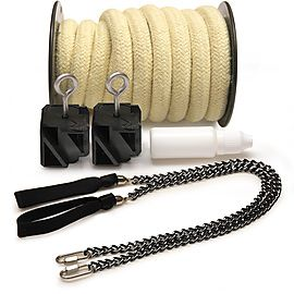 Monkey Fist Kit with Chains