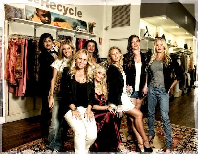 Roseys Crew with Faye DeLanty