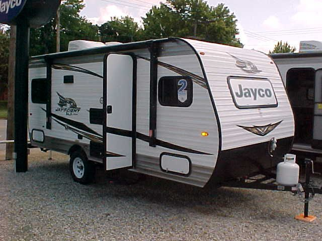 Shop new and used RVs at Harper Camperland in Great Bend and