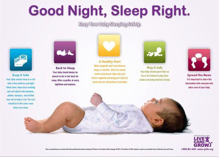 25 best SIDS Prevention images on Pinterest Infant death Sids