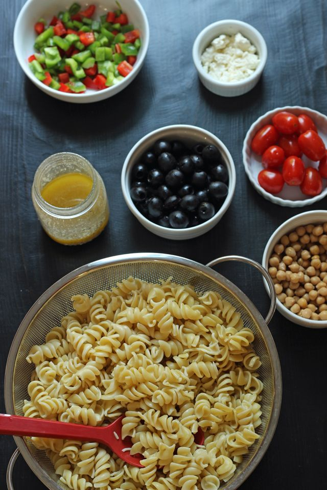 Pasta salad recipes easy cheap