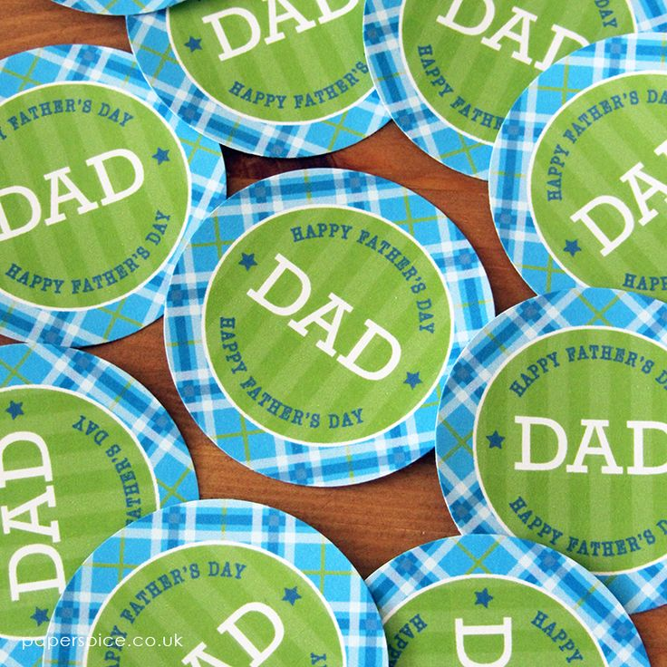 Free Father's Day Printable | Paperspice