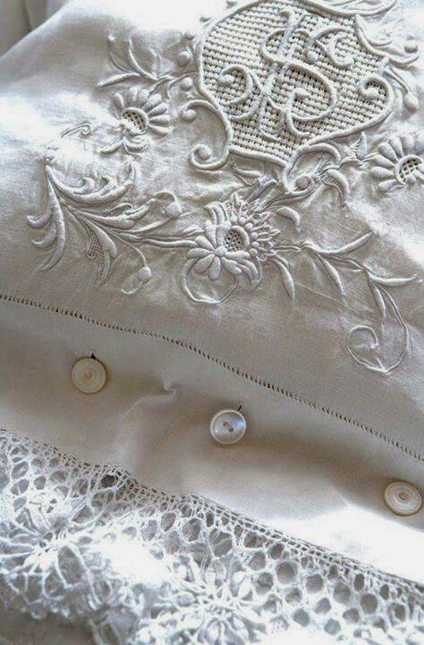 Antique Linens