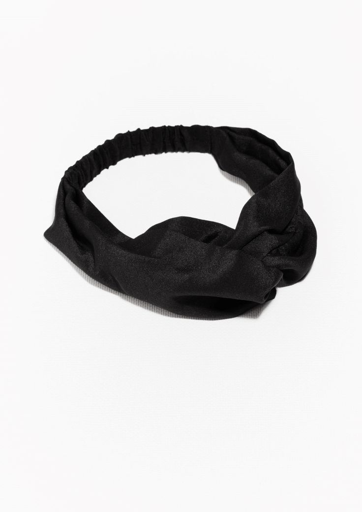 & Other Stories | Twisted Silk headband