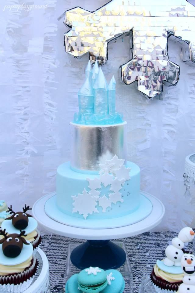 Disney Frozen Birthday Cakes Ireland