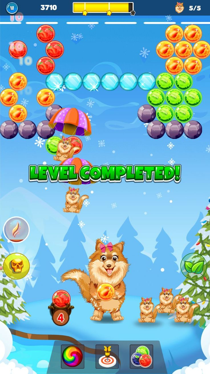 You are the Best 😎, try to beat your friends on #Doggy #Bubble #Shooter #Game #Online make your oun #strategy Unlock new levels , discover new worlds of #candy #lollipops #astronauts #cosmos #spring #winter