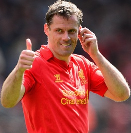 Brendan Rodgers has outlined the two key factors he believes enabled Jamie Carragher to enjoy a glittering 16-year career at the highest level for Liverpool – desire and fear.