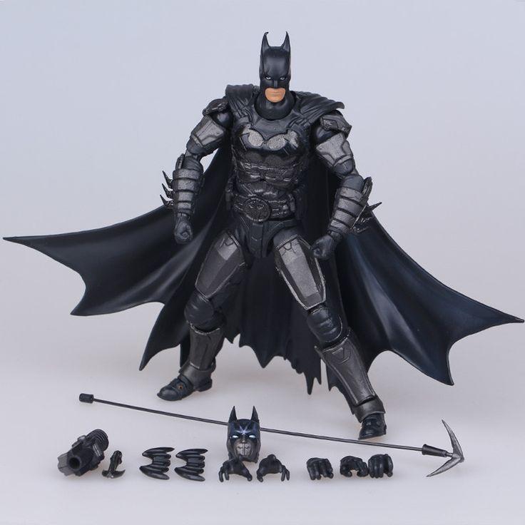 Justice League Batman Mobile Action Figure Toys
