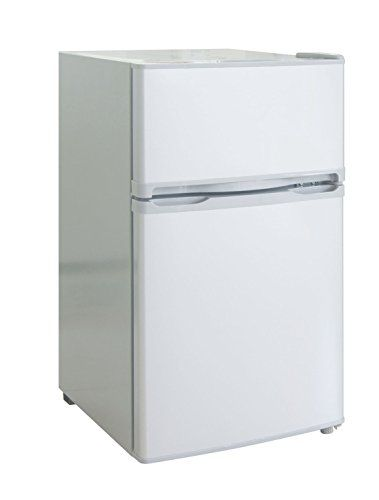 rcaigloo 32 cubic foot 2 door fridge and freezer white 3 device