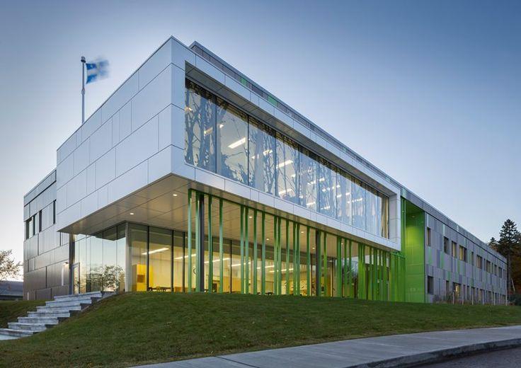BORAL PRIMARY SCHOOL, Boischatel, 2014 - CCM2 Architectes