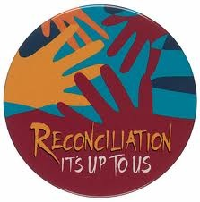 Any reconciliation definition would be amiss if it did not include the definition of reconcile, or the reestablishment or settlement of an already established issue. The reconciliation definition states to settle, resolve, reestablish, accept or to make consistent or compatible an already established situation.