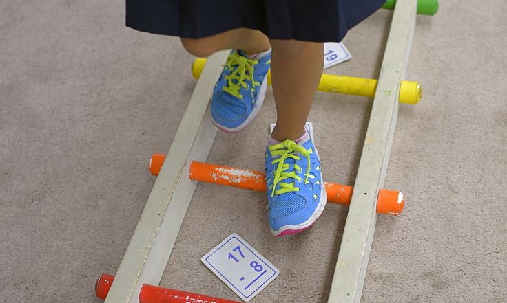 An education initiative in South Carolina relies on exercise and movement to make students better learners