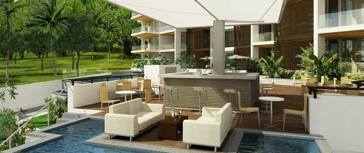 Аренда вилл и апартаментов от Палладиум: Апартаменты на Пхукете, Тайланд для комфортного отдыха 2-х человек.  В апартаментах: - спальня с двуспальной кроватью и телевизором; - ванная комната; - кухня; - гостиная с диваном и телевизором; - обеденный стол; - балкон с приятным видом на долину и набором мебели; - кондиционеры; - сейф Ближайший пляж- Банг Тао, расстояние до моря 800 м Завтрак: включен Охрана: есть Интернет: WiFi Стоимость: 190 USD / в сутки