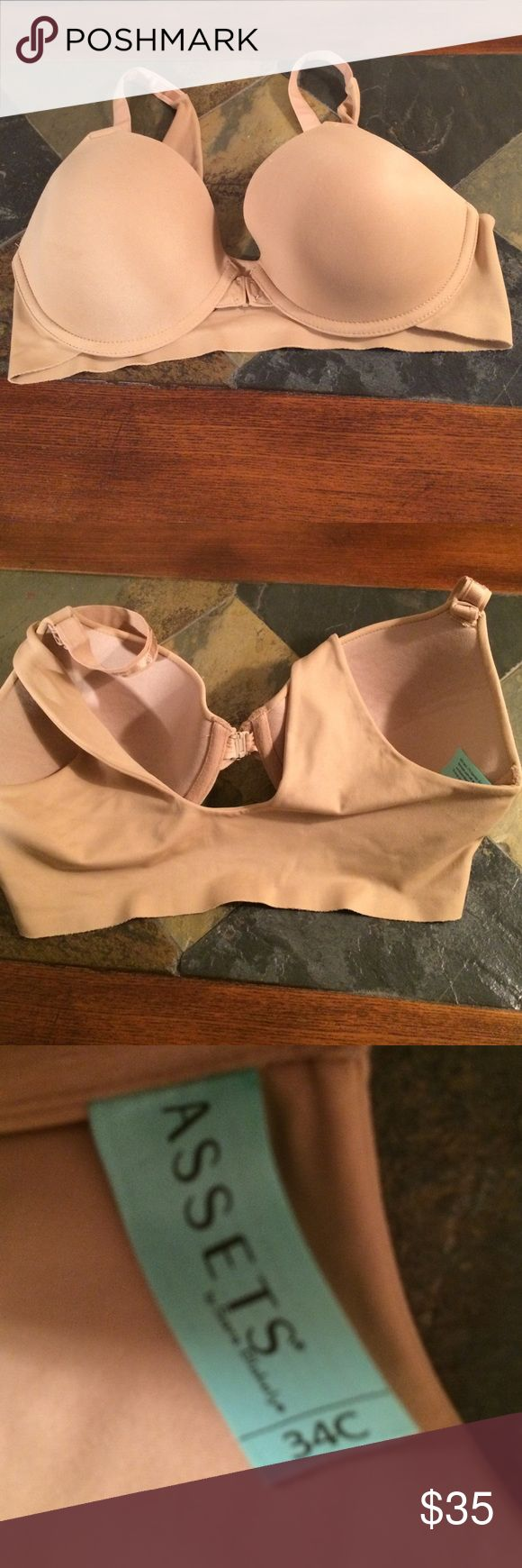 Spanx 34c like new This is definitely the BEST bra you can buy. Never actually worn. Not a trade closet SPANX Intimates & Sleepwear Bras