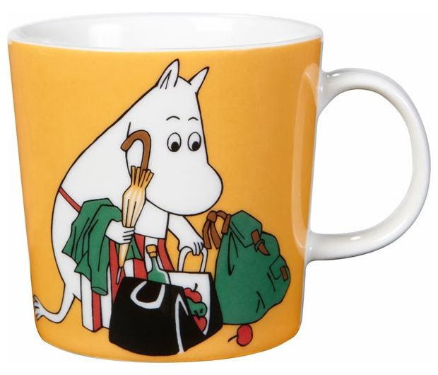All Things Moomin • New Moominmamma and Moominpappa mugs! These are...