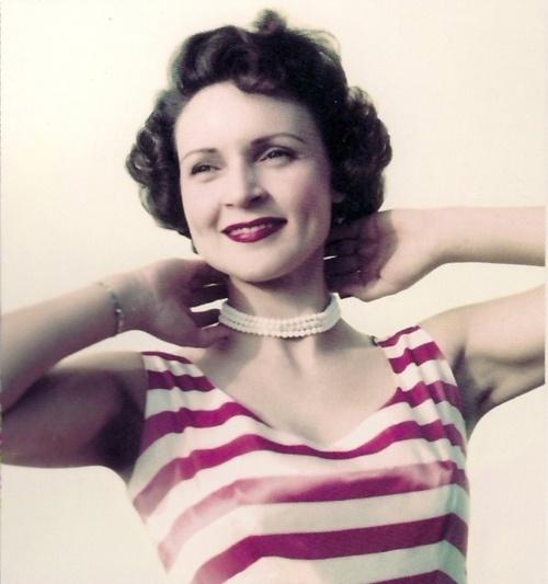 Betty White c.1950's