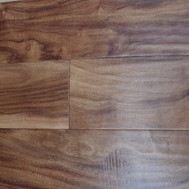 acacia hardwood flooring ideas. style selections 5in w prefinished acacia engineered hardwood flooring natural ideas