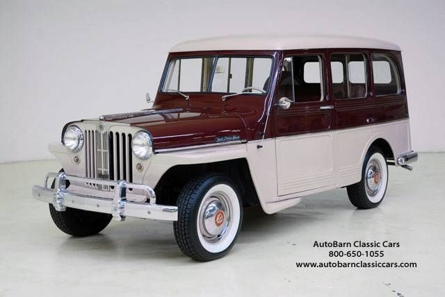 1949 Jeep Willys Overland Station Wagon