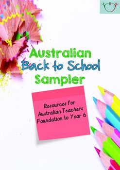 A gift for Australian teachers heading back to school.Australian TpT authors have joined together to highlight free and paid products to help you get 2016 off to a great start. There are many references to the Australian Curriculum to help make matching resources that little bit easier.