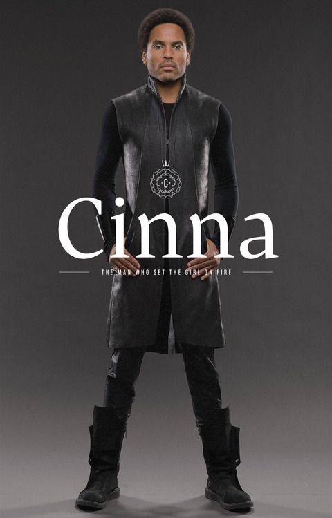The Hunger Games Catching Fire: Cinna  In a word ... hot. Oh ... and talented. Okay, that's two words.