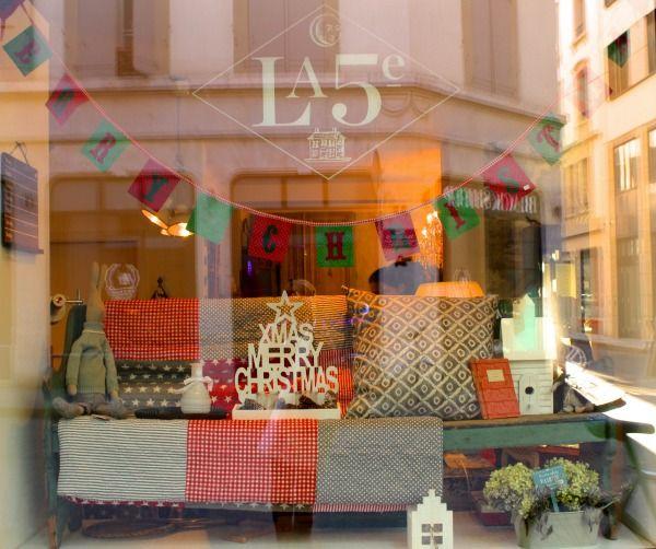 """Charming boutique """"La 5e"""" in Geneva"""