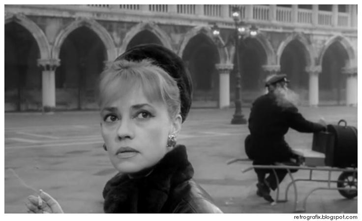Eva 1962 - Director: Joseph Losey  Jeanne Moreau