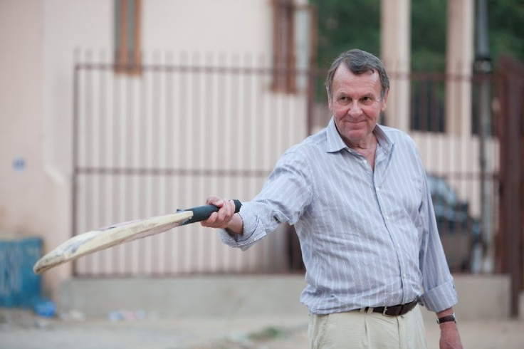 Still of Tom Wilkinson in The Best Exotic Marigold Hotel