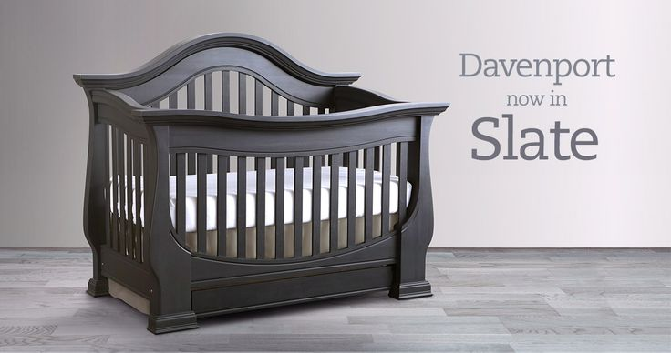 Baby crib that converts to,toddler bed and then headboard for full bed