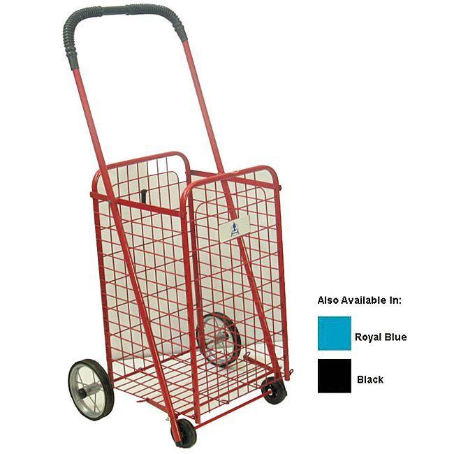 American Small Shopping Cart (Royal Blue)