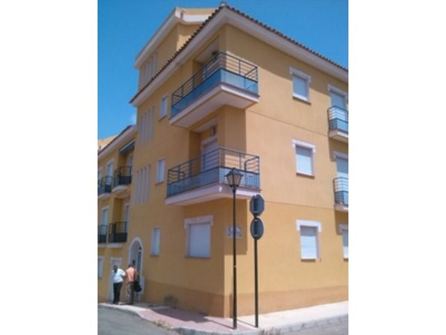 2 Bedroom Apartment For Sale In Turre
