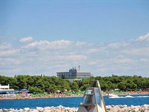 Beaches in Vodice