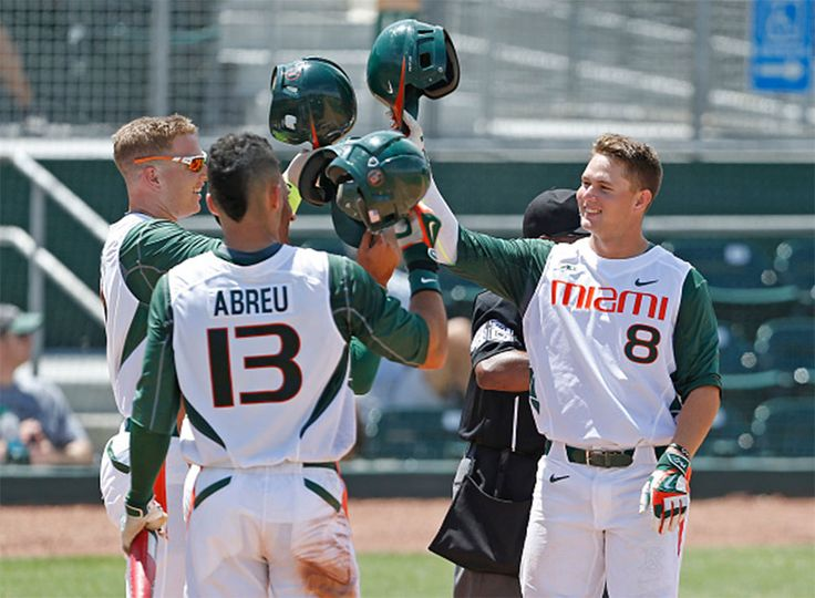 Miami Hurricanes ACC baseball tournament schedule | Canes Watch