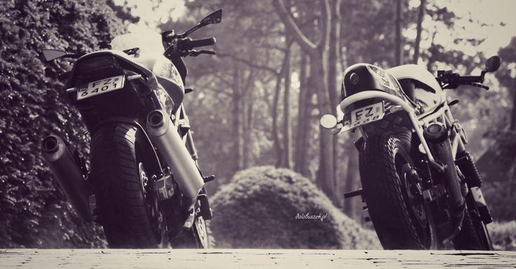 Ducati travel.