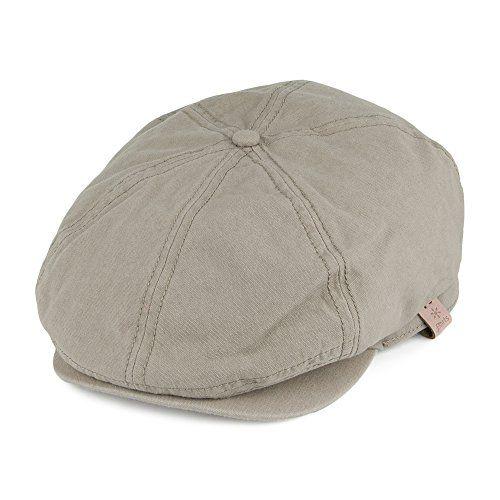 Barts Hats Jamaica Cotton Newsboy Cap - Khaki 1-Size Village Hats http://www.amazon.co.uk/dp/B01CGT0KWK/ref=cm_sw_r_pi_dp_5.e3wb1KQ2666