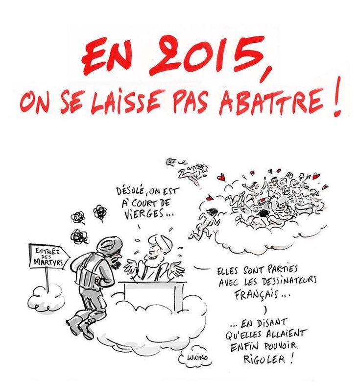 Jacques Lucchino #jesuischarlie #charliehebdo