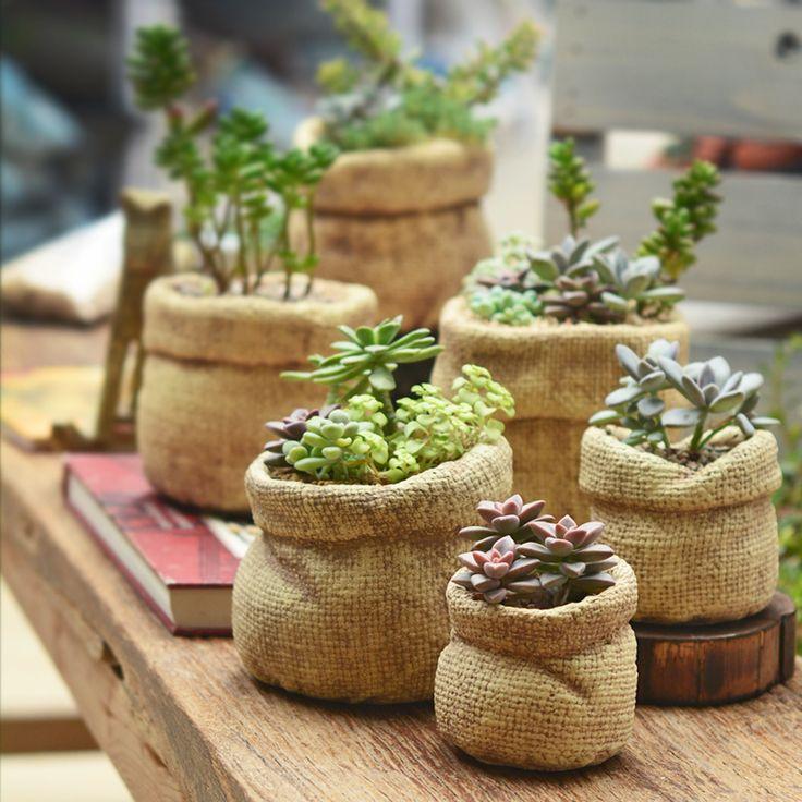 25 best ideas about ceramic flower pots on pinterest - Maceteros plasticos grandes ...