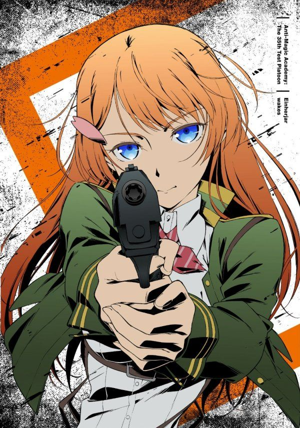 Kadokawa Sets 'Antimagic Academy' Japanese Anime Release