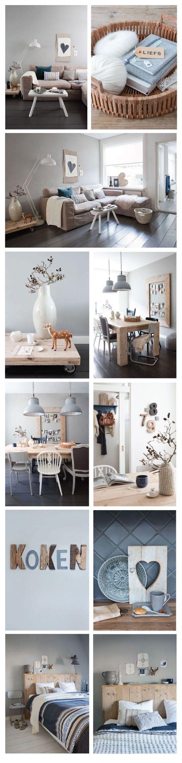 Meer dan 1000 ideeën over Keuken Kleurenschema's op Pinterest ...