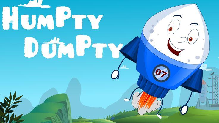 Humpty Dumpty learns to fly in our latest rhyme, Humpty Dumpy sat on a wall #kidschannel #nurseryrhyme #kidsrhymes #songs #animation https://www.youtube.com/watch?v=PaHoelrMOPQ