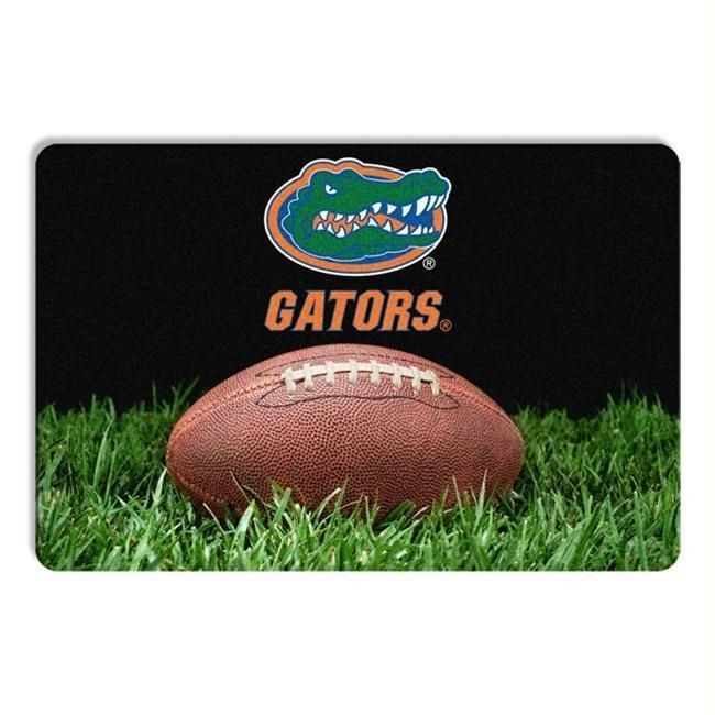 Florida Gators Classic Football Pet Bowl Mat