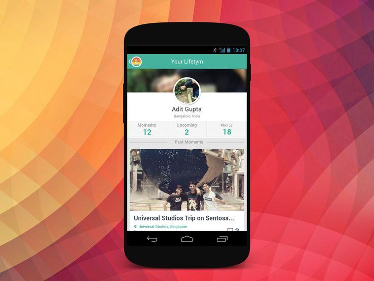 Android Profile Design