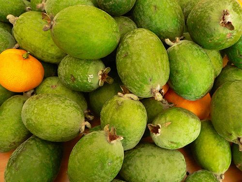 Make Feijoa Jam - wikiHow. I need to try making it with this recipe next time.