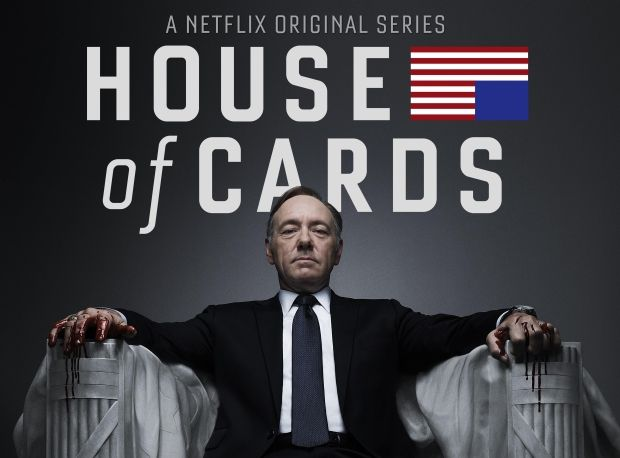 House of Cards – Polit-Thriller mit Kevin Spacey, Robin Wright