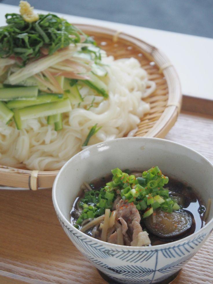豚肉となすとえのきのつけ汁うどん by 原田摂子 | レシピサイト「Nadia | ナディア」プロの料理を無料で検索