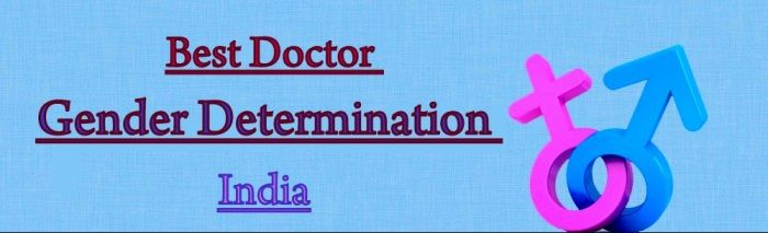 How to Choose Best Doctor for Gender Determination India?