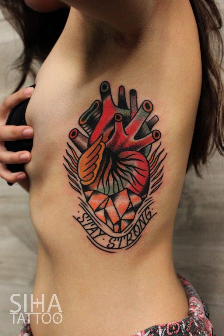 by Hugo at Siha Tattoo | love this