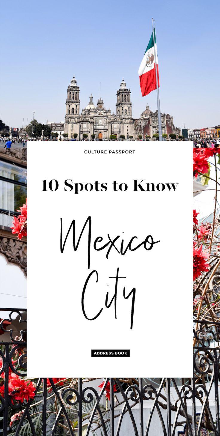 Mexico City Travel Guide #mexico #travelmexico